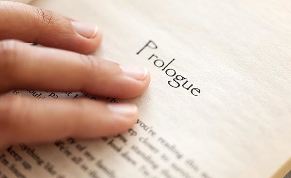 caracteristicas de un prologo
