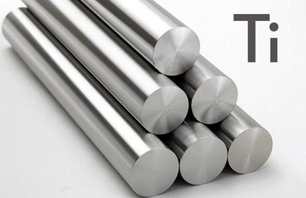 Caracteristicas del titanio